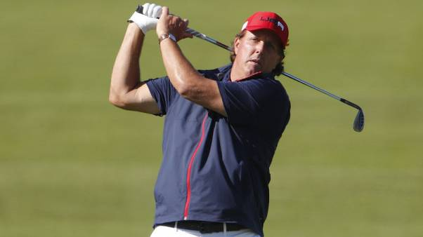 After Ryder Cup flop, Mickelson says he's done with 'brutal' rough