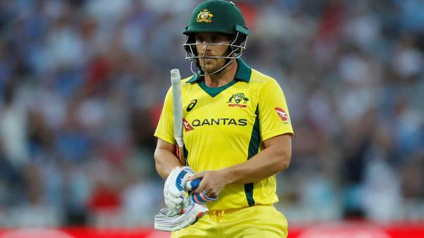 Finch named Australia's T20 captain for Pakistan series