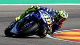 Moto:guizzo Yamaha,Vinales precede Rossi