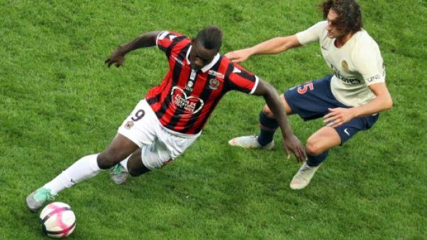 Ligue 1 : toujours dans l'attente de Super Mario, Nice fera sans lui à Toulouse