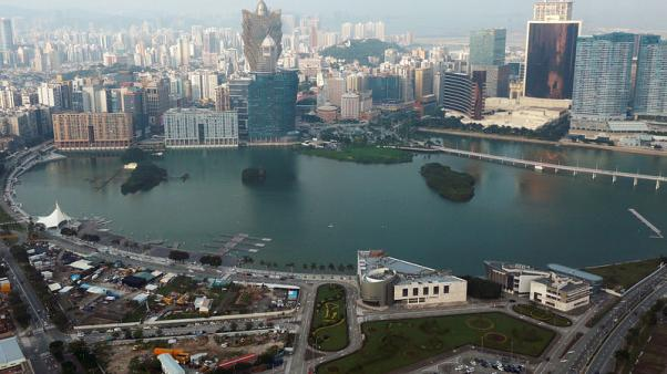 In Macau, Portuguese elites feel squeezed out by Chinese influence