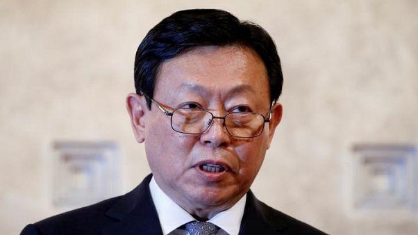 South Korea's appeals court suspends Lotte Group chief's jail sentence - Yonhap
