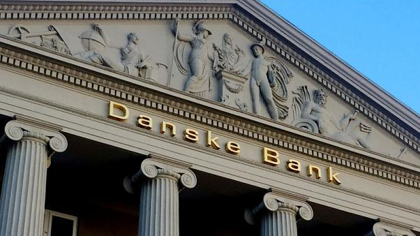 Danske shares plummet to four-year lows after mirror trade report