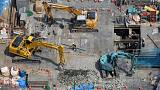Japan August machinery orders seen falling after big gains - Reuters poll