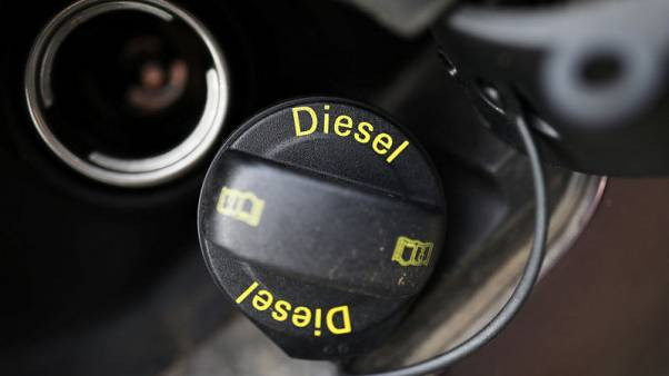 Berlin authorities weigh driving ban for diesel cars - media report