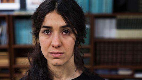 جائزة نوبل للسلام ليزيدية عراقية وطبيب كونجولي كافحا العنف الجنسي