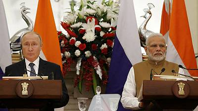 India, Russia agree to develop six nuclear power plant projects