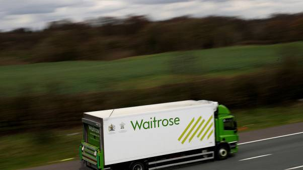 No problem if you're out - Waitrose trials 'in-home delivery' service
