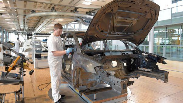 ارتفاع الطلبيات الصناعية الألمانية في أغسطس