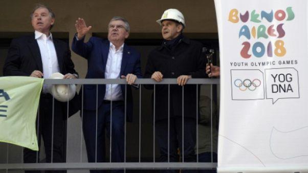 JOJ-2018: première olympique pour Buenos Aires, avec les Jeux de la jeunesse