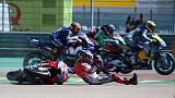 Lorenzo taken to hospital after crash in Thailand