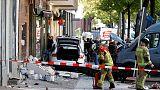 الشرطة: لا يوجد مؤشر على عمل إرهابي في حادث مقهى برلين