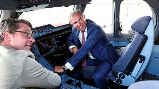 Airlines agree to provide more aircraft in Germany - transport ministry