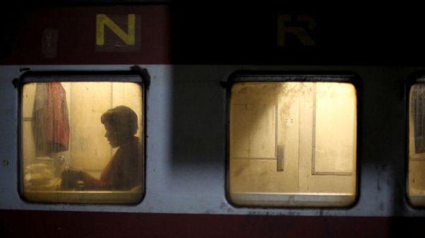 Zimbabwe's dingy trains mirror economic decline
