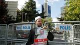 Rights groups call on Saudi Arabia to ensure prominent journalist reappears