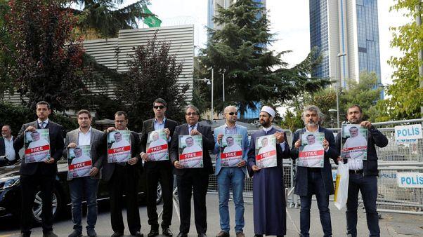 ولي العهد السعودي سيسمح لتركيا بتفتيش القنصلية بحثا عن خاشقجي