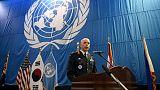 War-end declaration 'slippery slope' for U.S. Korea presence - U.N. Command general