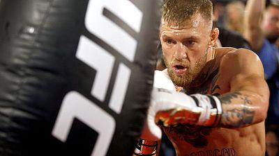 McGregor faces tough test on UFC return