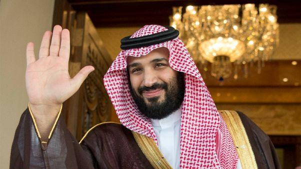 ولي العهد السعودي: 8 أشخاص لا يزالون محتجزين ضمن حملة مكافحة الفساد