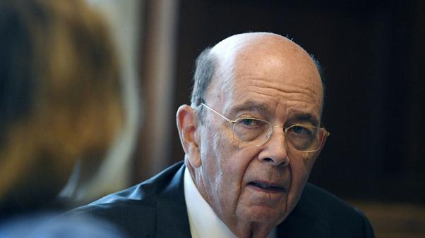 Exclusive - U.S. Commerce's Ross says anti-China trade deal clause may be replicated