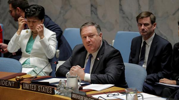 Pompeo doesn't see China tensions hurting North Korea talks