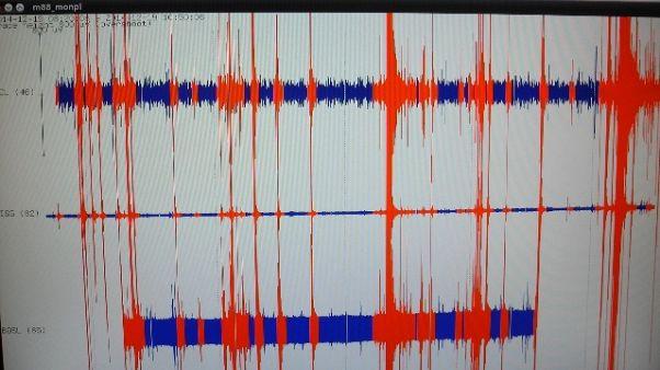 Terremoto di magnitudo 4.8 nel Catanese