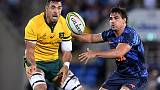 Rugby - Arnold dropped from Wallabies bench
