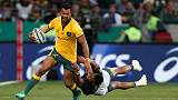 Rugby: Wallaby Beale was 'frustrated' at flyhalf - Hooper