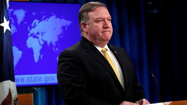 بومبيو لا يتوقع أن تضر التوترات مع الصين المحادثات مع كوريا الشمالية