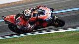 MotoGP: Lorenzo (Ducati) forfait pour le GP de Thaïlande après sa chute