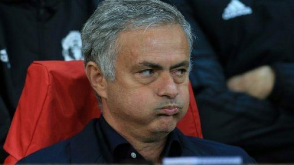 Angleterre: Mourinho, le match de la peur contre Newcastle