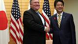 Pompeo pledges coordination with Japan in North Korea talks, to raise abduction issue