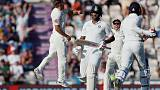 Cricket - Kuldeep spins India to record win against sorry Windies