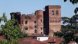 Rinasce Arignano, Rocca del fantasma