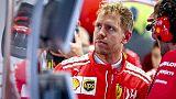 Vettel, fatto la figura degli idioti