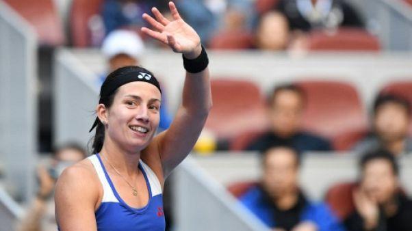 Tennis: Sevastova surprend Osaka et va en finale à Pékin