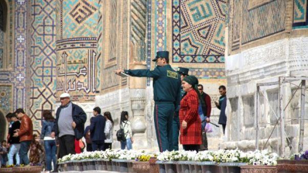 L'Ouzbékistan exempte les Français de visa, avant une visite de son président à Paris