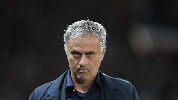"Utd ""Mourinho ha ancora nostra fiducia"""