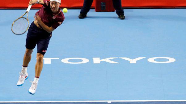 نيشيكوري يبلغ نهائي بطولة اليابان المفتوحة ضد ميدفيديف
