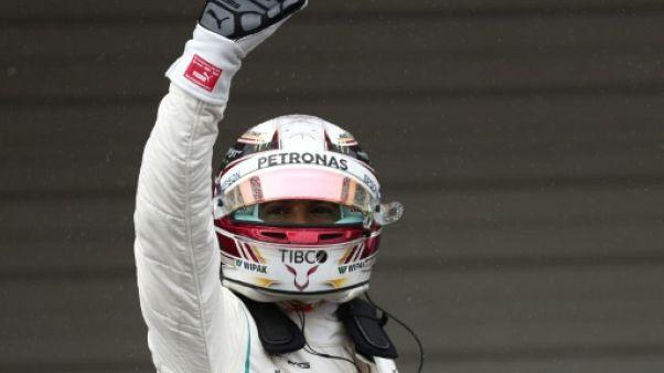 GP du Japon: Hamilton sur la voie impériale