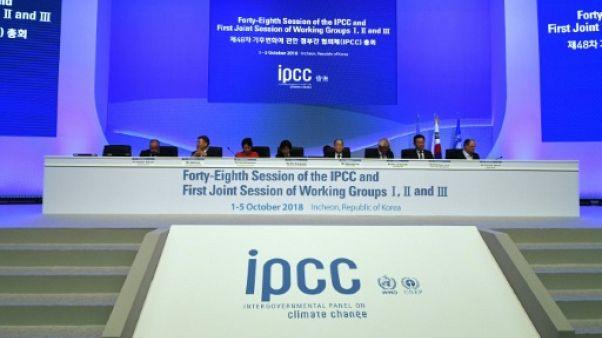 Les Etats approuvent le rapport choc du Giec sur le climat