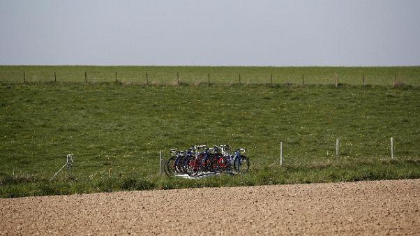 Ciclismo:muore a 23 anni belga Duquennoy