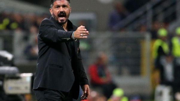 Gattuso, Milan meno bello e più vincente