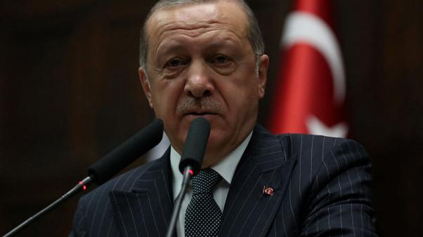 Erdogan vows to 'finish' Kurdish militants in Iraq to avenge dead soldiers