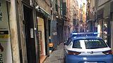 Spacciare in vicoli Genova è aggravante