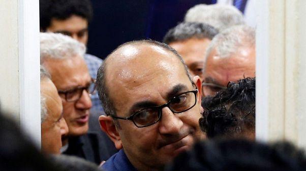 وكالة: إدراج المعارض المصري خالد علي بقوائم الممنوعين من السفر