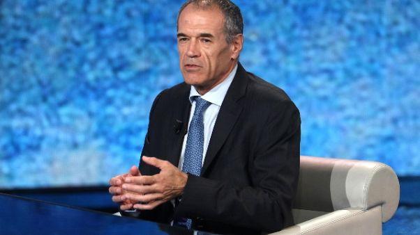 Cottarelli, Italia ha usato male l'Euro