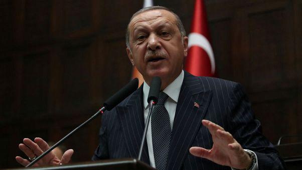 """أردوغان يتعهد """"بالقضاء على"""" المسلحين الأكراد في العراق انتقاما لمقتل جنود"""