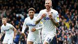 Championship leaders Leeds earn late draw vs Brentford