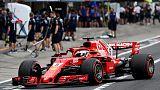 Vettel defends Ferrari's tyre gamble in Japan qualifying